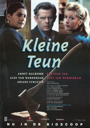 Kleine Teun - Dutch Movie Poster (thumbnail)