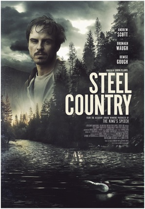Steel Country - British Movie Poster (thumbnail)