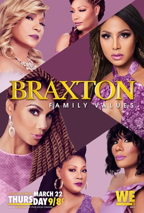 """Braxton Family Values"" - Movie Poster (thumbnail)"