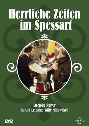 Herrliche Zeiten im Spessart - German Movie Cover (thumbnail)