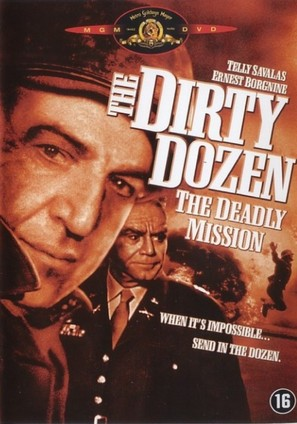 Dirty Dozen: The Deadly Mission - Dutch Movie Cover (thumbnail)