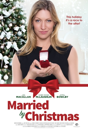 Married by Christmas - Movie Poster (thumbnail)