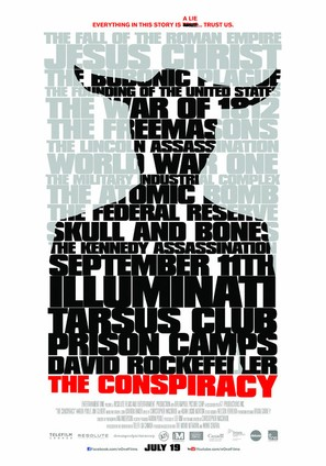 The Conspiracy - Canadian Movie Poster (thumbnail)
