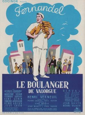 Boulanger de Valorgue, Le