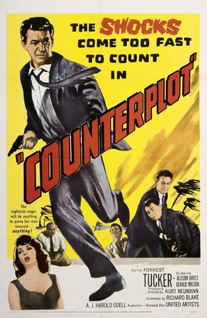 Counterplot - Movie Poster (thumbnail)