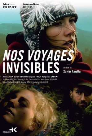 Nos voyages invisibles - French Movie Poster (thumbnail)