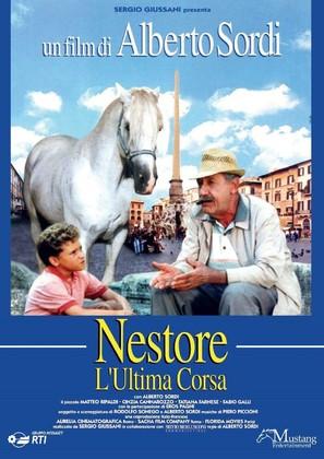 Nestore l'ultima corsa - Italian Movie Poster (thumbnail)