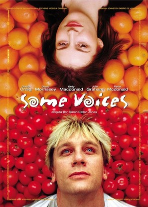 Some Voices - Spanish Movie Poster (thumbnail)