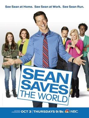 """Sean Saves the World"" - Movie Poster (thumbnail)"
