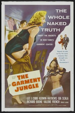 The Garment Jungle - Movie Poster (thumbnail)