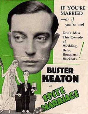 Spite Marriage - Movie Poster (thumbnail)