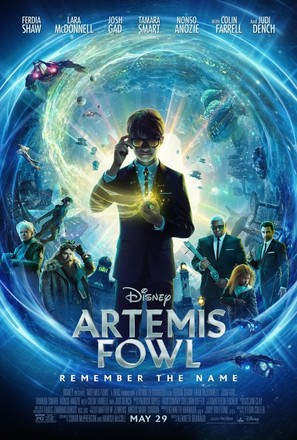Artemis Fowl - Movie Poster (thumbnail)