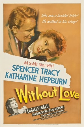 Without Love - Movie Poster (thumbnail)
