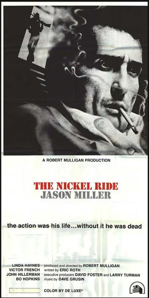 The Nickel Ride - Movie Poster (thumbnail)