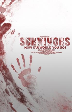 Survivors - British Movie Poster (thumbnail)