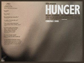 Hunger - British Movie Poster (thumbnail)