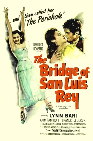 The Bridge of San Luis Rey - Movie Poster (thumbnail)