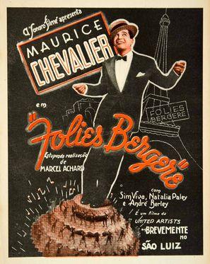 L'homme des Folies Bergère - Spanish Movie Poster (thumbnail)