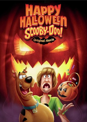 Happy Halloween, Scooby-Doo! - DVD movie cover (thumbnail)