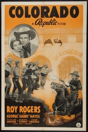 Colorado - Movie Poster (thumbnail)