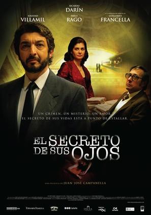 El secreto de sus ojos - Argentinian Movie Poster (thumbnail)