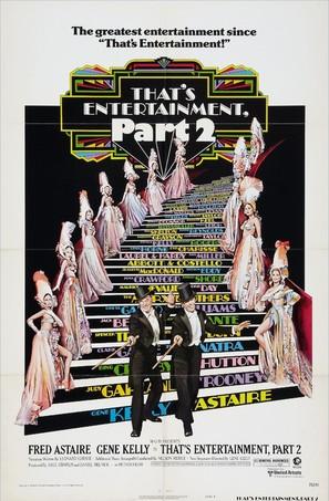 That's Entertainment, Part II - Movie Poster (thumbnail)