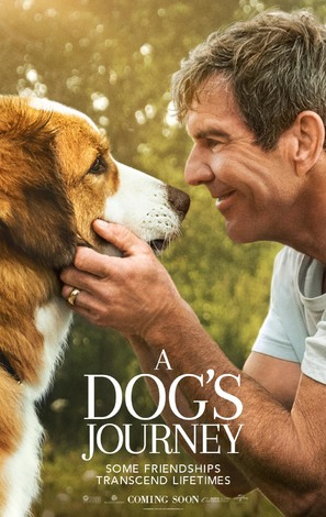 A Dog's Journey - Movie Poster (thumbnail)