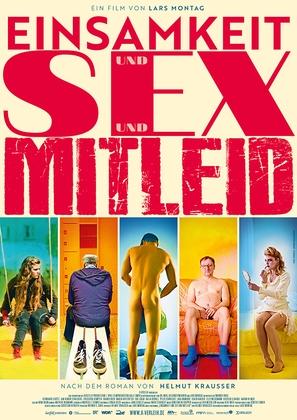 Einsamkeit und Sex und Mitleid - German Movie Poster (thumbnail)
