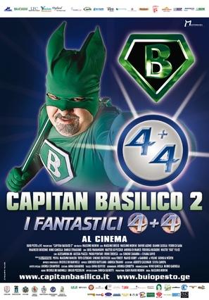 Capitan Basilico 2 - Italian Movie Poster (thumbnail)