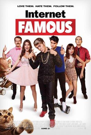 Internet Famous - Movie Poster (thumbnail)