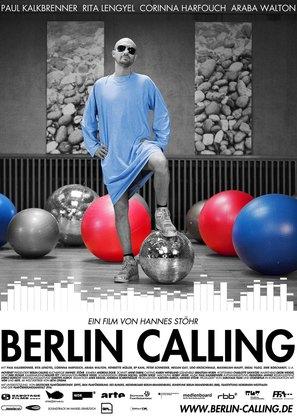 Berlin Calling - German Movie Poster (thumbnail)