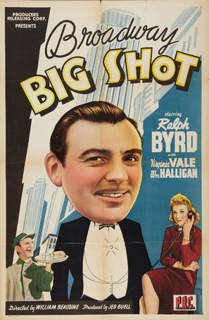 Broadway Big Shot - Movie Poster (thumbnail)