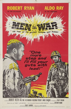 Men in War - Movie Poster (thumbnail)