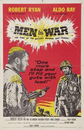 Men in War - Movie Poster (thumbnail)