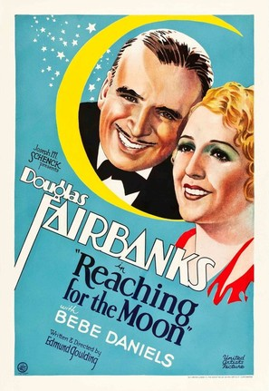 Reaching for the Moon - Movie Poster (thumbnail)