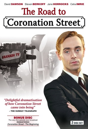 The Road to Coronation Street - British Movie Cover (thumbnail)