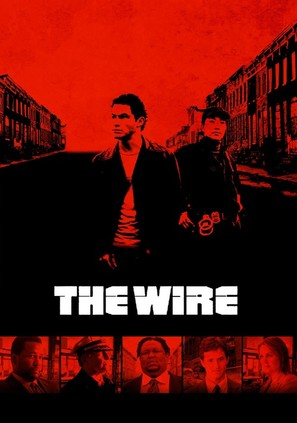 """The Wire"" - Movie Poster (thumbnail)"