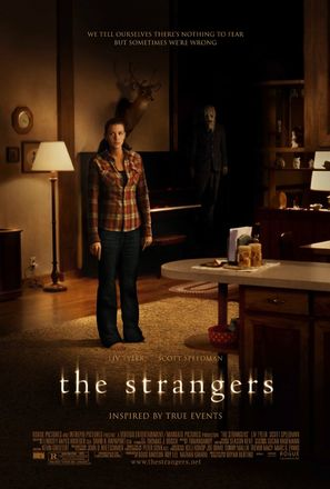 The Strangers - Theatrical poster (thumbnail)