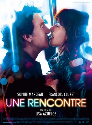 Une rencontre - French Movie Poster (thumbnail)