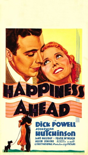 Happiness Ahead - Movie Poster (thumbnail)