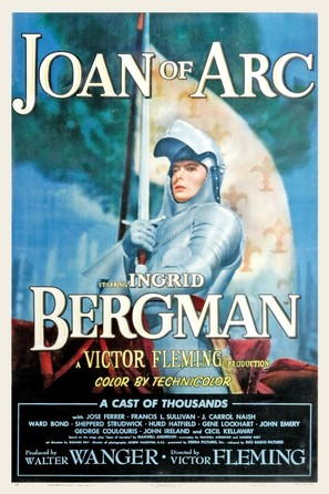 Joan of Arc - Movie Poster (thumbnail)