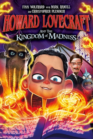 Howard Lovecraft and the Kingdom of Madness - Canadian Movie Poster (thumbnail)