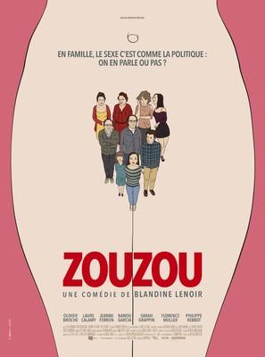 Zouzou - French Movie Poster (thumbnail)