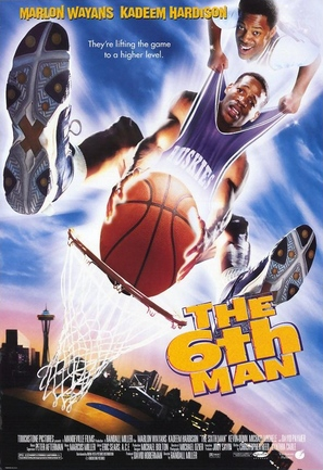 The Sixth Man - Theatrical poster (thumbnail)