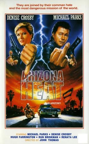 Arizona Heat - VHS movie cover (thumbnail)