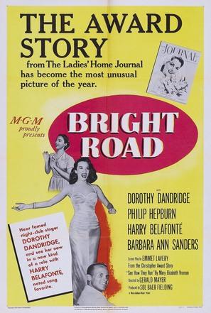 Bright Road - Movie Poster (thumbnail)
