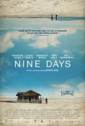 Nine Days - Movie Poster (thumbnail)