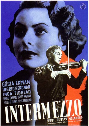 Intermezzo - Swedish Movie Poster (thumbnail)