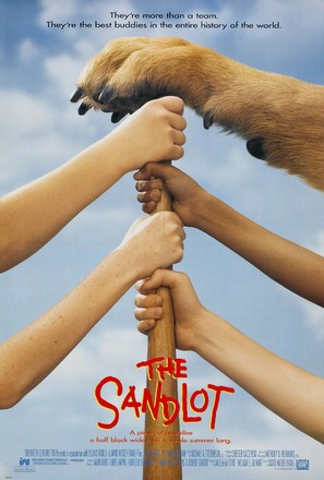 The Sandlot - Movie Poster (thumbnail)