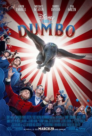Dumbo - Movie Poster (thumbnail)